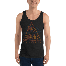 Load image into Gallery viewer, Unisex Tank Top Unisex Tank Top Aighard Charcoal-black Triblend S 3 2086332_8665 Unisex Tank Top
