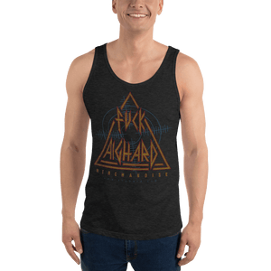 Unisex Tank Top Unisex Tank Top Aighard Charcoal-black Triblend S 3 2086332_8665 Unisex Tank Top