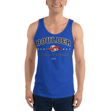 Load image into Gallery viewer, Unisex Tank Top (Variants) Aighard True Royal XS 7 8443087_8640 Unisex Tank Top (Variants)