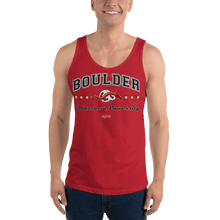 Load image into Gallery viewer, Unisex Tank Top (Variants) Aighard Red XS 5 8443087_8652 Unisex Tank Top (Variants)