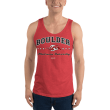 Load image into Gallery viewer, Unisex Tank Top (Variants) Aighard Red Triblend XS 6 8443087_8670 Unisex Tank Top (Variants)