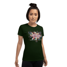 Load image into Gallery viewer, Woman T-shirt Woman T-shirt Aighard Forest Green S 2 4592817 Woman T-shirt