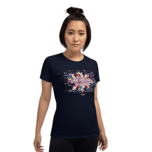 Load image into Gallery viewer, Woman T-shirt Woman T-shirt Aighard Navy S 3 3789468 Woman T-shirt