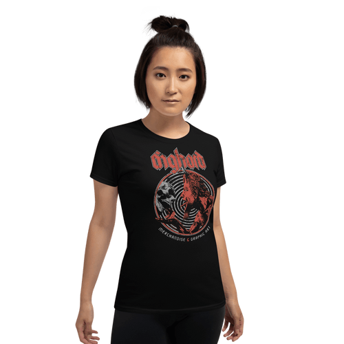 Woman T-shirt Woman T-shirt Aighard Black S 1 7175708 Woman T-shirt