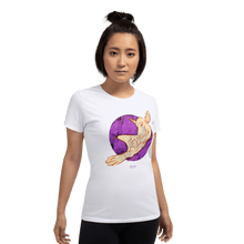 Load image into Gallery viewer, Woman T-shirt Woman T-shirt Aighard White S 2 2670353 Woman T-shirt