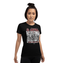 Load image into Gallery viewer, Woman T-shirt Woman T-shirt Aighard Black S 1 7877088 Woman T-shirt