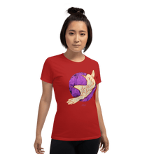 Load image into Gallery viewer, Woman T-shirt Woman T-shirt Aighard Red S 8 8057245 Woman T-shirt