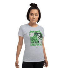 Load image into Gallery viewer, Woman T-shirt Woman T-shirt Aighard Sport Grey S 4 8550528 Woman T-shirt