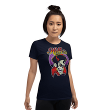 Load image into Gallery viewer, Woman T-shirt Woman T-shirt Aighard Navy S 3 6388872 Woman T-shirt