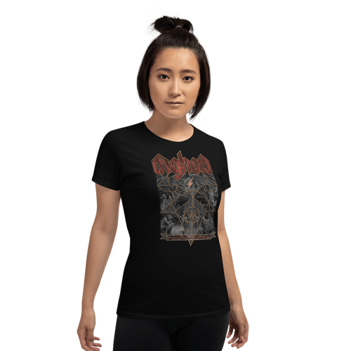 Dorengraving | Woman T-shirt Aighard Merchandise Webshop dore dorengraving artist