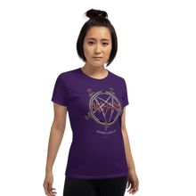 Load image into Gallery viewer, Woman T-shirt Woman T-shirt Aighard Purple S 5 3191161 Woman T-shirt