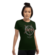 Load image into Gallery viewer, Woman T-shirt Woman T-shirt Aighard Forest Green S 3 3337969 Woman T-shirt