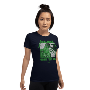 Woman T-shirt Woman T-shirt Aighard Navy S 5 9151271 Woman T-shirt