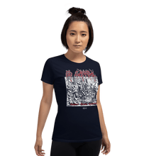 Load image into Gallery viewer, Woman T-shirt Woman T-shirt Aighard Navy S 2 7103464 Woman T-shirt