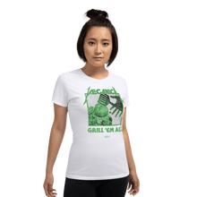 Load image into Gallery viewer, Woman T-shirt Woman T-shirt Aighard White S 3 1757800 Woman T-shirt