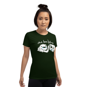 Woman T-shirt Woman T-shirt Aighard Forest Green S 2 7216773 Woman T-shirt