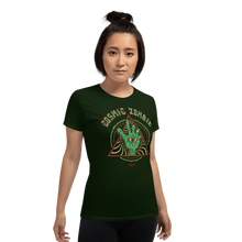 Load image into Gallery viewer, Woman T-shirt Aighard Forest Green S 2 2199529_2570 Woman T-shirt