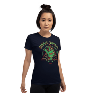Woman T-shirt Aighard Navy S 3 2199529_2630 Woman T-shirt