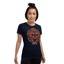 Load image into Gallery viewer, Woman T-shirt Aighard Navy S 2 6458427_2630 Woman T-shirt