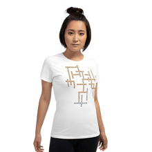 Load image into Gallery viewer, Woman T-shirt Aighard White S 10 7322445_2498 Woman T-shirt