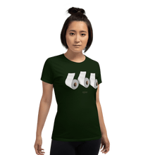Load image into Gallery viewer, Woman T-shirt Woman T-shirt Aighard Forest Green S 5 5438645_2570 Woman T-shirt