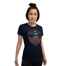 Load image into Gallery viewer, Woman T-shirt Aighard Navy S 2 9452768_2630 Woman T-shirt