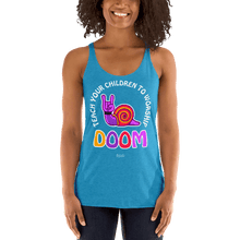 Load image into Gallery viewer, Woman Tank Top Woman Tank Top Aighard Vintage Turquoise XS 11 3053954 Woman Tank Top