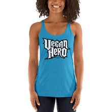 Load image into Gallery viewer, Woman Tank Top Woman Tank Top Aighard Vintage Turquoise XS 11 7113192 Woman Tank Top