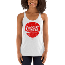 Load image into Gallery viewer, Woman Tank Top Woman Tank Top Aighard Heather White XS 10 9046573_6621 Woman Tank Top