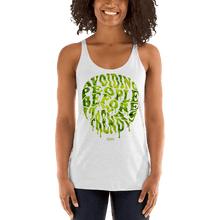 Load image into Gallery viewer, Woman Tank Top Woman Tank Top Aighard Heather White XS 8 5152796_6621 Woman Tank Top