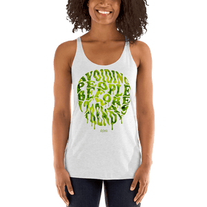 Woman Tank Top Woman Tank Top Aighard Heather White XS 8 5152796_6621 Woman Tank Top