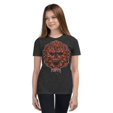 Load image into Gallery viewer, Youth T-shirt Aighard Dark Grey Heather S 4 7778746_11217 Youth T-shirt