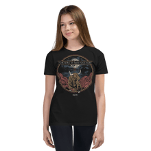 Load image into Gallery viewer, Youth T-shirt Aighard Black S 1 8287266_9430 Youth T-shirt
