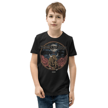 Load image into Gallery viewer, Youth T-shirt Aighard Black S 2 8287266_9430 Youth T-shirt
