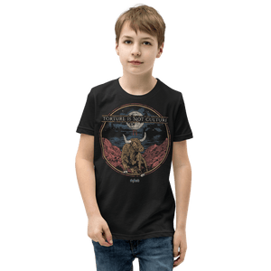 Youth T-shirt Aighard Black S 2 8287266_9430 Youth T-shirt
