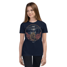 Load image into Gallery viewer, Youth T-shirt Aighard Navy S 3 8287266_9596 Youth T-shirt