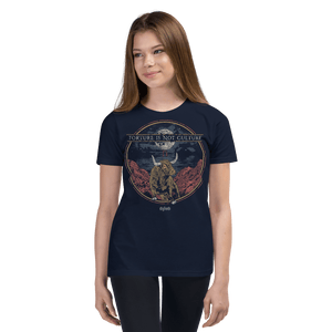 Youth T-shirt Aighard Navy S 3 8287266_9596 Youth T-shirt