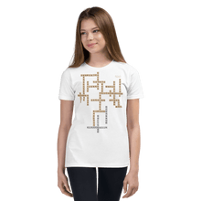 Load image into Gallery viewer, Youth T-shirt Aighard White S 11 9825589_9426 Youth T-shirt