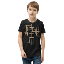 Load image into Gallery viewer, Youth T-shirt Aighard Black S 2 9825589_9430 Youth T-shirt