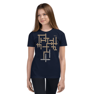 Youth T-shirt Aighard Navy S 3 9825589_9596 Youth T-shirt