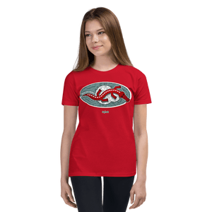 Youth T-shirt Youth T-shirt Aighard Red S 4 7625560_10632 Youth T-shirt