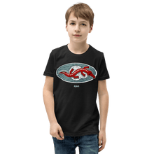 Load image into Gallery viewer, Youth T-shirt Youth T-shirt Aighard Black S 2 7625560_9430 Youth T-shirt