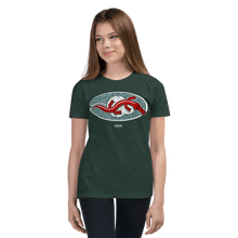 Load image into Gallery viewer, Youth T-shirt Youth T-shirt Aighard Heather Forest S 8 7625560_9595 Youth T-shirt
