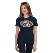 Load image into Gallery viewer, Youth T-shirt Youth T-shirt Aighard Navy S 3 7625560_9596 Youth T-shirt