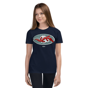 Youth T-shirt Youth T-shirt Aighard Navy S 3 7625560_9596 Youth T-shirt