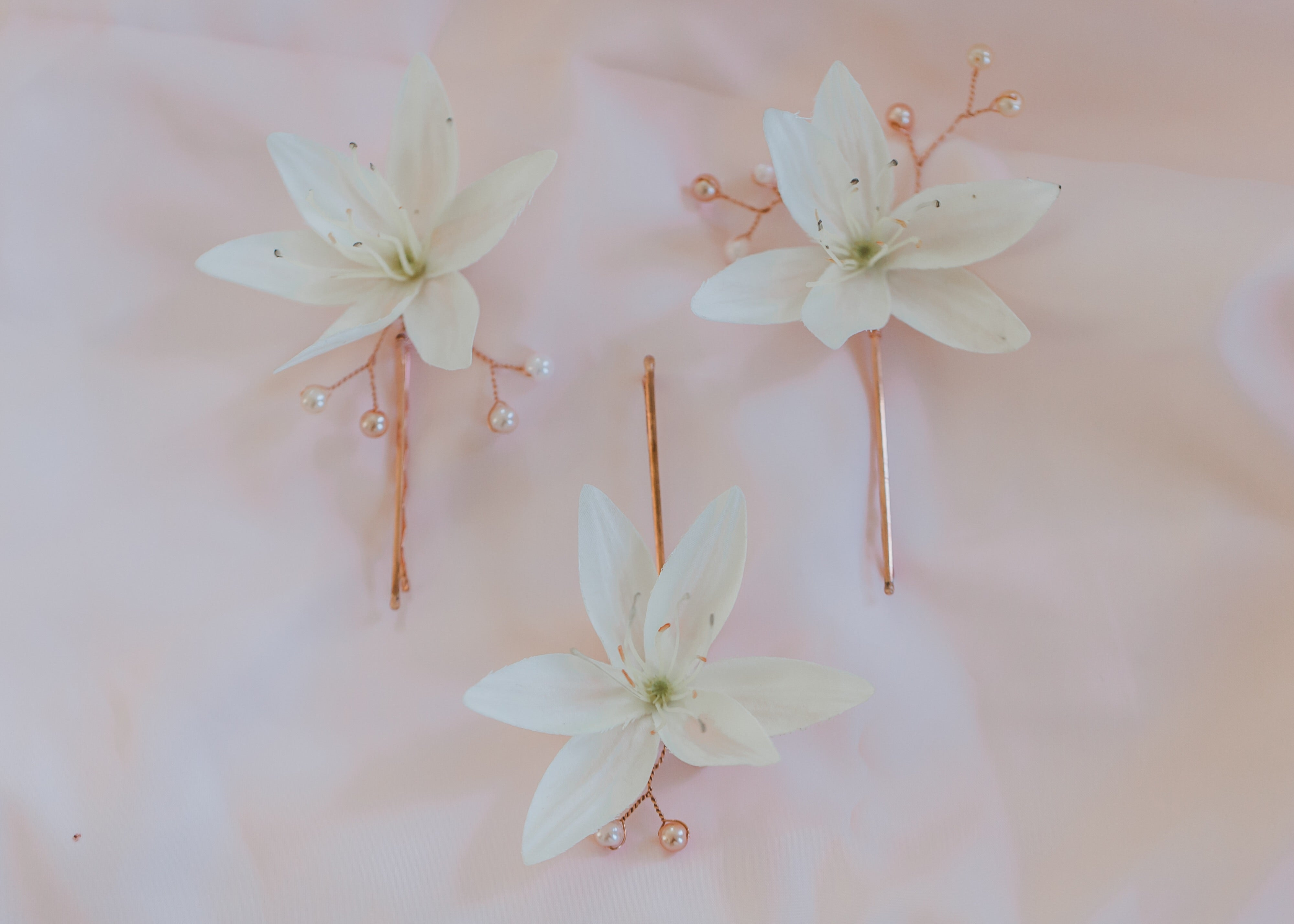 The Lily Pin Trio