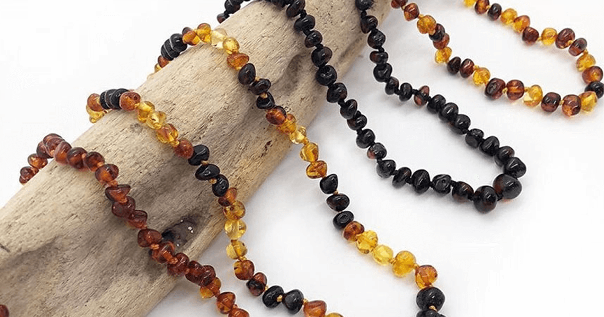 Top Benefits of Wearing Amber Bracelet and Necklaces