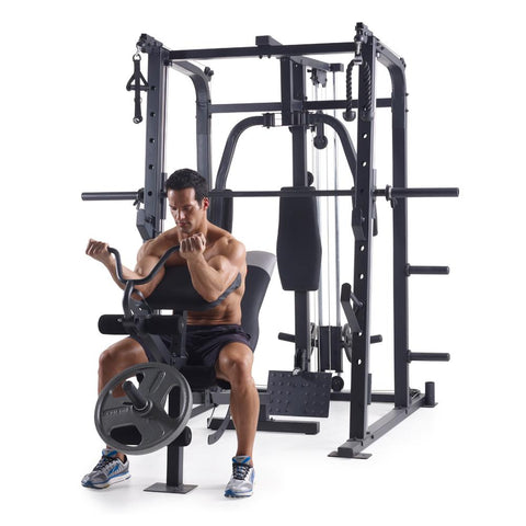Weider Pro 8500 Smith Machine - HomeGymSupply.co.uk