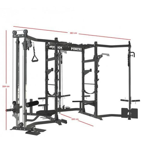 Force USA MyRack Customisable Power Rack