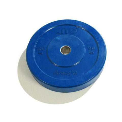 Image of MYO Strength Olympic Bumper Plate Sets - HomeGymSupply.co.uk